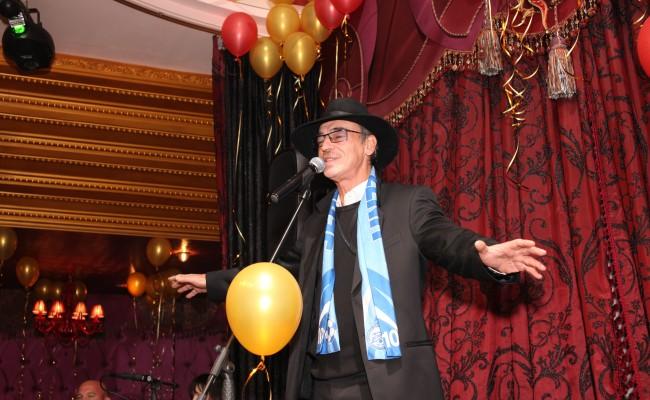 Михаил Боярский – выступление на мероприятии