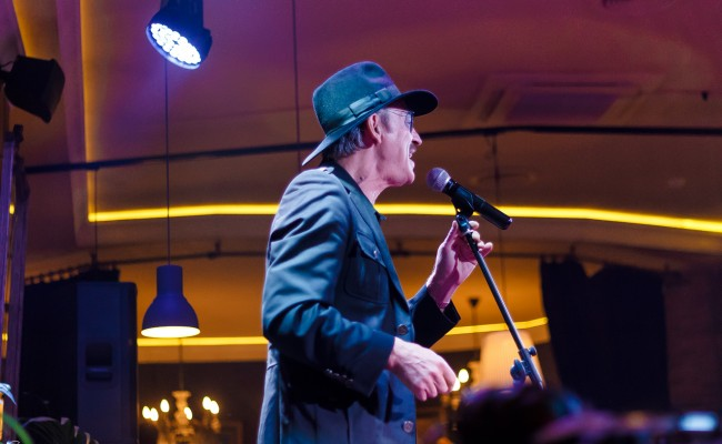 Концерт Михаила Боярского в Минске