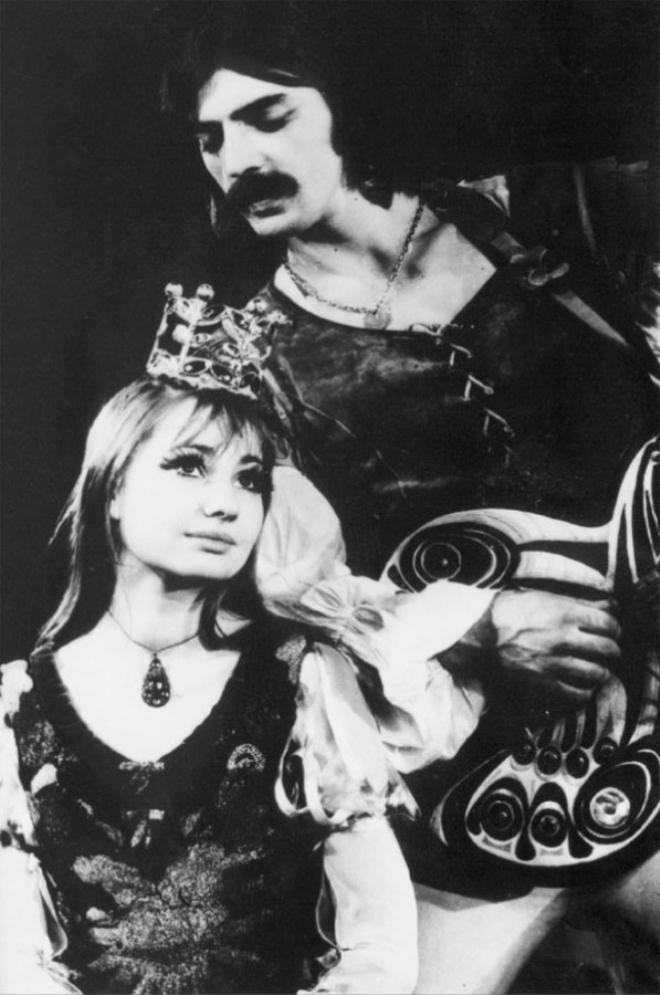 Боярский и Лариса Регинальдовна