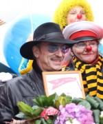 """Михаил Боярский был выбран королем """"XII Международного Смешного фестиваля"""""""